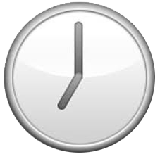 Clock Icon for pool member check in