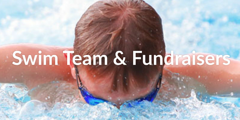 Swim Team and Fundraisers Payment System