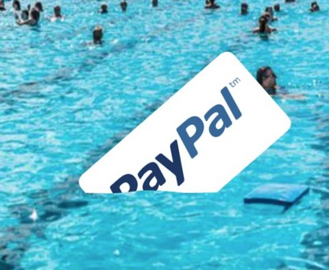How to avoid Paypal fees for 501c Organizations like Pools
