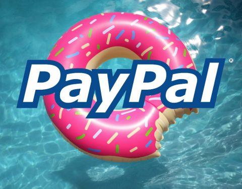 Use Paypal for your neighborhood pool