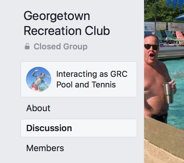 Using Facebook to Get New Members to Your Neighborhood Swim and Tennis Club