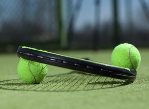 How to replace a tennis court net cable